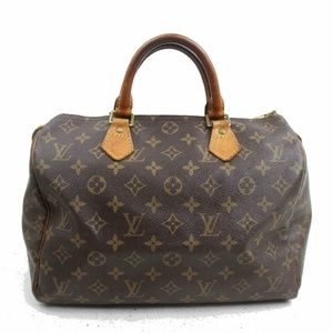 Louis Vuitton Hand Bag Speedy 30